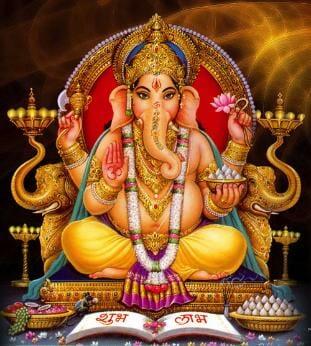 Ganesh Chaturthi - Khoya Mutter