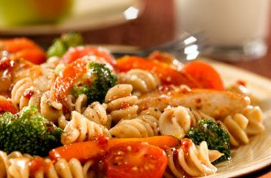 Grilled Chicken and Mixed Vegetable Pasta 380x250 - Grilled Chicken and Mixed Vegetable Pasta