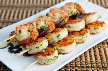 Grilled Shrimp Skewers 380x250 - Grilled Shrimp Skewers