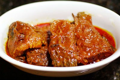 Kashmiri Fish Curry