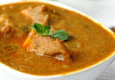 Kerala Mutton Curry 380x265 - Mutton Olathiyathu