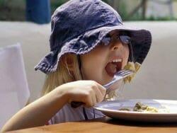 Kids Recipes - Tandoori Salmon