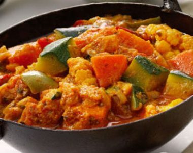 Konkani Mixed Vegetable Curry 380x300 - Ash Gourd Curry with Buttermilk