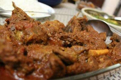 Kosha Mangsho (Bengali Lamb Curry)