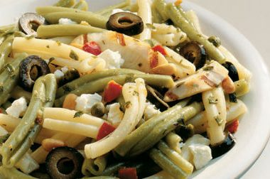 Mediterranean Pasta Salad 380x252 - Stir Fried Cabbage