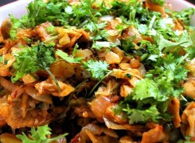 Mixed Veg Chapati