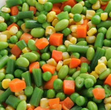 Mixed Vegetables1 380x378 - 10 Popular Summer Salads