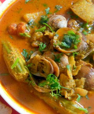 Mussel Curry Coconut 314x380 - Lime and Peanut Dressing