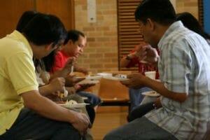 Office Lunch - Palak Bhaji