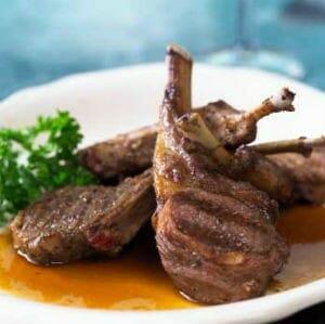 Pickled Lamb Chops - Gosht Achari Chaamp