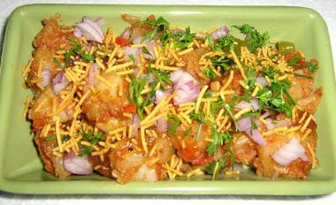 Potato Chaat 380x232 - Red Velvet Cake