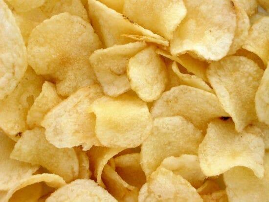Potato Chips - உருளைக்கிழங்கு சிப்ஸ்