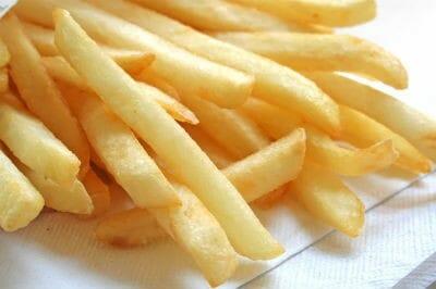 Potato Finger Fry
