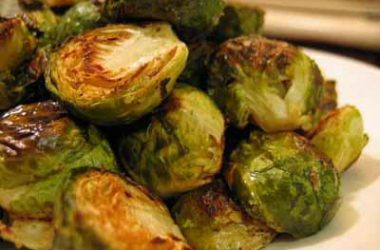Roasted Brussels Sprouts 380x250 - Roasted Brussels Sprouts