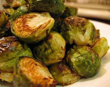 Roasted Brussels Sprouts 380x300 - Roasted Brussels Sprouts