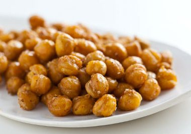 Roasted Chickpeas 380x267 - Turkish Salad