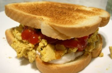Scrambled Egg Sandwich 380x250 - Scrambled Egg Sandwich