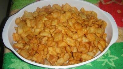 Spicy Thukkada Chaat
