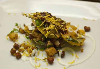Spinach Chaat 380x264 - Spinach Chaat