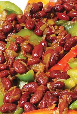 Stir Fried Capsicum Rajma 256x380 - How to Improve Your Cooking Skills