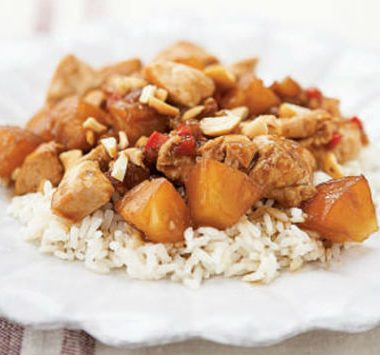 Sweet Sour Chicken 380x355 - Almond Cookies