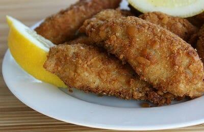 Talli Macchi (Fried Fish)