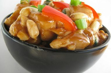 Thai Peanut Chicken 380x250 - Thai Peanut Chicken