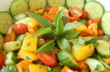 Thai Vegetable Salad 380x250 - Thai Vegetable Salad