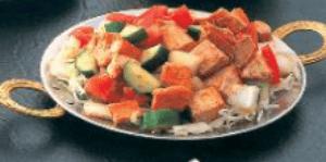Veg Chaat - Chips Chaat