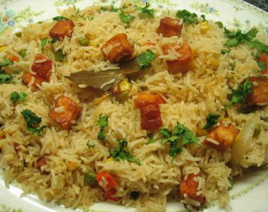 Vegetable Biryani1 380x300 - Cumin Seed Rice