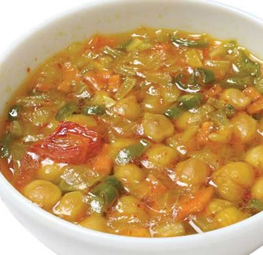 Vegetable Soup Chickpeas 380x369 - Metropolitan