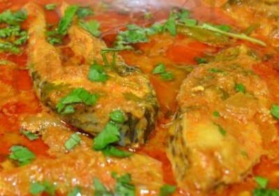 Andhra Chepala Pulusu (Andhra Fish Curry)