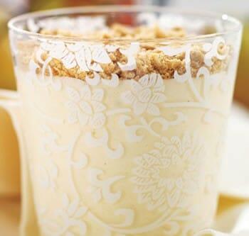 apple crumble smoothie - Apple Crumble Smoothie