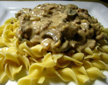 beef stroganoff 380x300 - Sorakkai Poriyal (Bottle Gourd Curry)