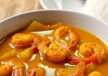 bengali prawn curry 380x268 - Mangalorean Prawn Curry