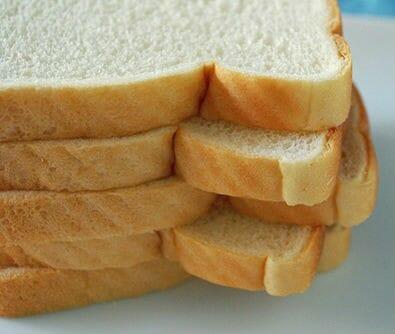 bread slices - Bread Biryani