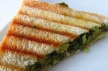 capsicum sandwich 380x250 - Fried Capsicum Sandwich