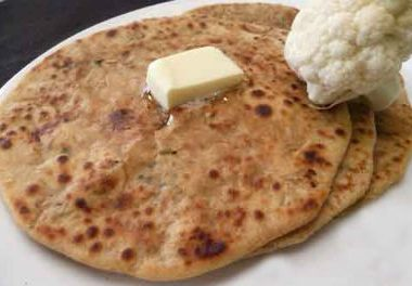 cauliflower paratha 380x264 - Big City Mist