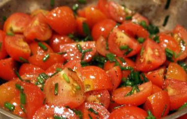 cherry tomato salad 380x241 - Garlic Mayonnaise