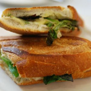 Chicken and Avocado Baguette