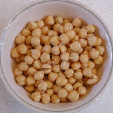 chickpeas1 380x380 - Chicken Lollies