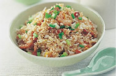 chinese fried rice 380x250 - Chinese Fried Rice
