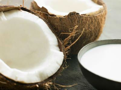 coconut milk - தேங்காய் பால் சாதம்