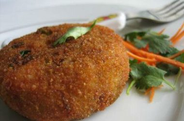 cutlet 380x250 - Oats Aloo Cutlet
