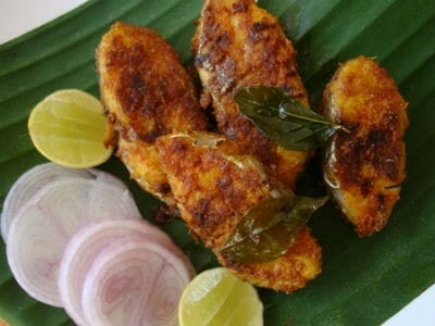 fish fry - ஃபிஷ் ஃப்ரை