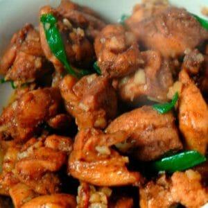 Five Spice Chicken