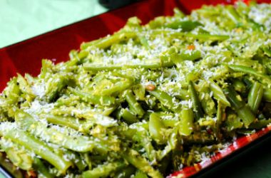 green beans coconut 380x250 - Green Beans with Coconut