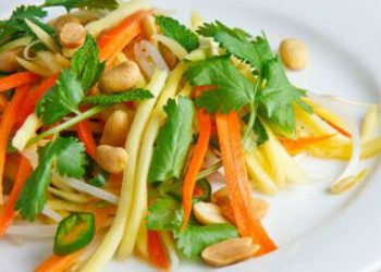 green mango salad 350x250 - Green Mango Salad