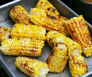 grilled corn cobs 380x320 - Nutritional Value of Jamun