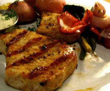 grilled fish steak 380x315 - Pahadi Murgh